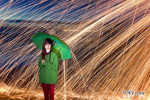 Clara Fire Rain