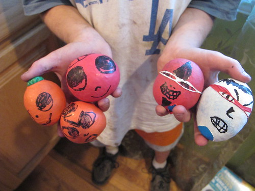 S's squishy balls