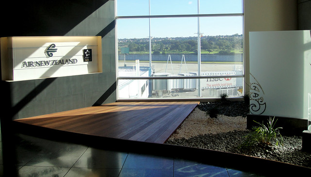 Air New Zealand Lounge