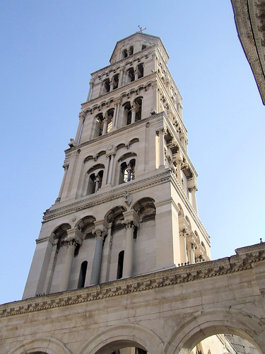 Croatia - Split - Cathedral of Saint Domnius