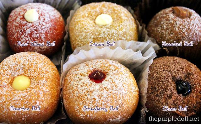 Gavino's Donuts Pon de Ball