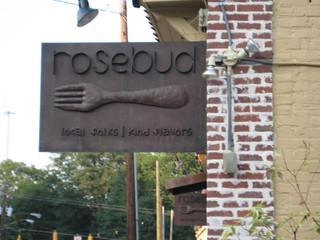 Rosebud-Sign