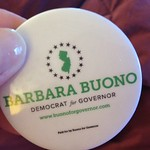 Barbara Buono button