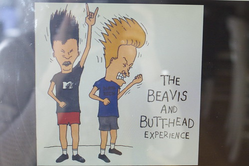 quinoa porridge, beavis and butthead