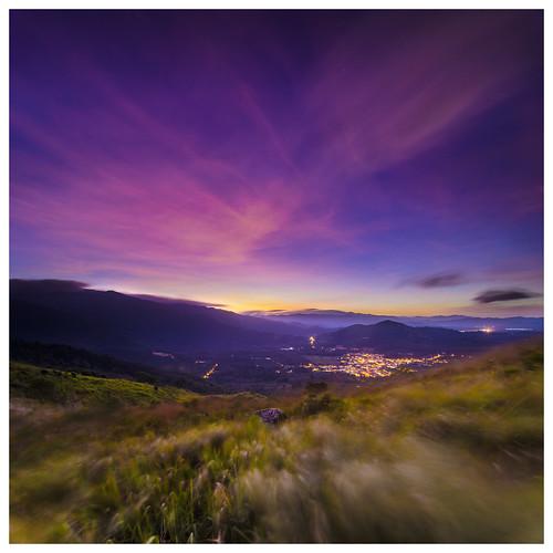 longexposure sunrise landscape nikon wind hill malaysia bukit mantin semenyih broga negerisembilan vertorama d7000 lensamalaya mhafiz87