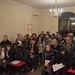 """21 Zilele Liceului Greco-Catolic """"Timotei Cipariu"""" - București, 2 februarie 2013 - Biserica Vicarială """"Sf. Vasile"""""""