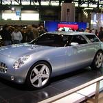 Chevrolet Nomad - Profile