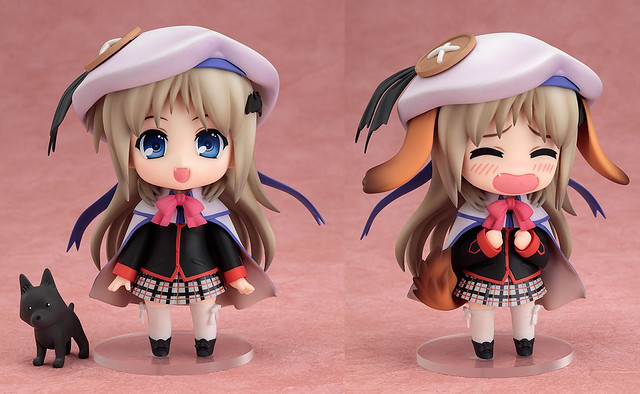 Nendoroid Kudryavka Noumi: Winter Clothes version