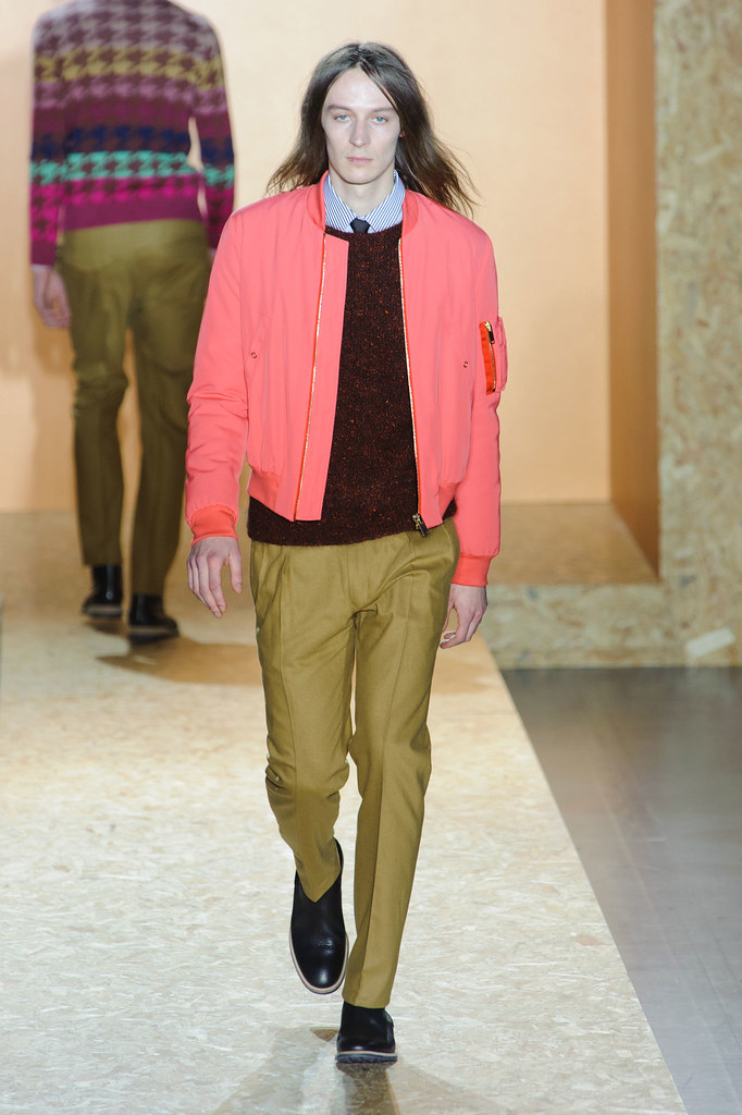 FW13 Paris Paul Smith012_Benedikt(fashionising.com)