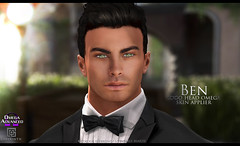 -Labyrinth- Ben Omega Skin Applier (Logo) Advert