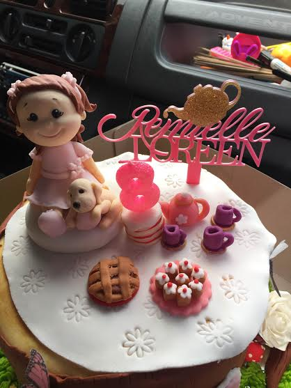 Ginalyn Jover's Cake