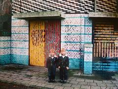 Street Art van Willem