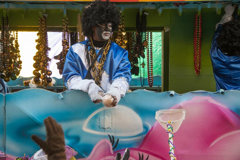 Zulu parade | Mardi Gras 2016