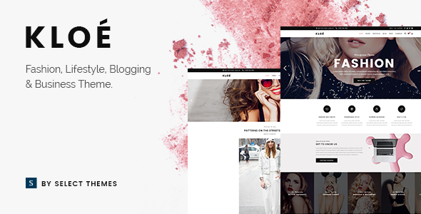 Kloe v1.1.1 - Fashion & Lifestyle Multi-Purpose Theme