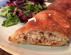 Sicilian Tuna Sandwich