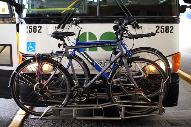 Waterfronttrail Bikes Bus