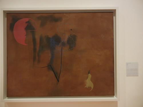 DSCN2838 _ Painting, Joan Miró, 1925, Collezione Peggy Guggenheim, Venezia, 15 October