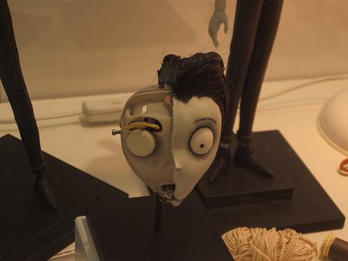 Victor's head
