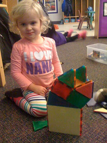 Kaleia and Her Megnatile Tower