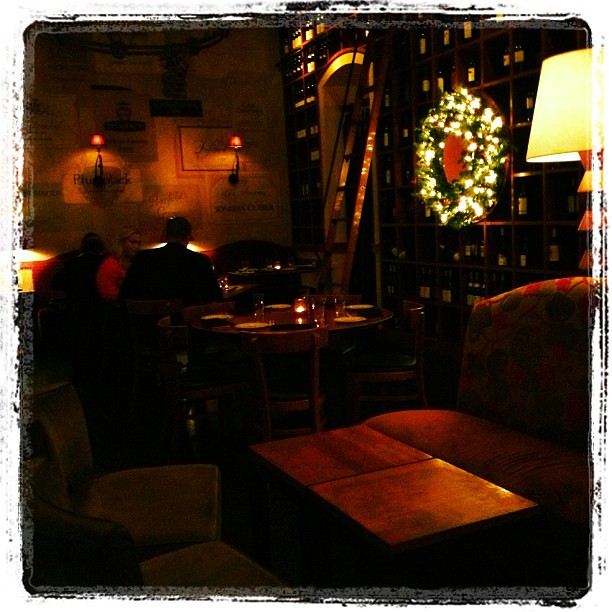 Cru Bar And Kitchen Kingston Menu
