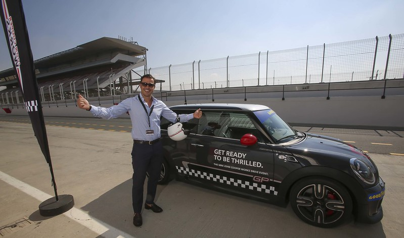 Mini John Cooper Works GP Dubai