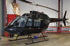 G-NEWZ - 1998 build Bell 206B Jet Ranger III, with Heli Air at Wellesbourne