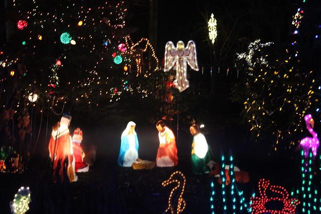 Tacky Light Tour Staunton Virginia