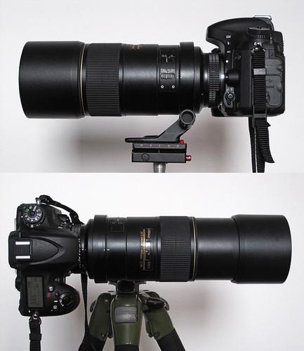 Nikon D600 + Nikon AF-S Nikkor 300/4D ED