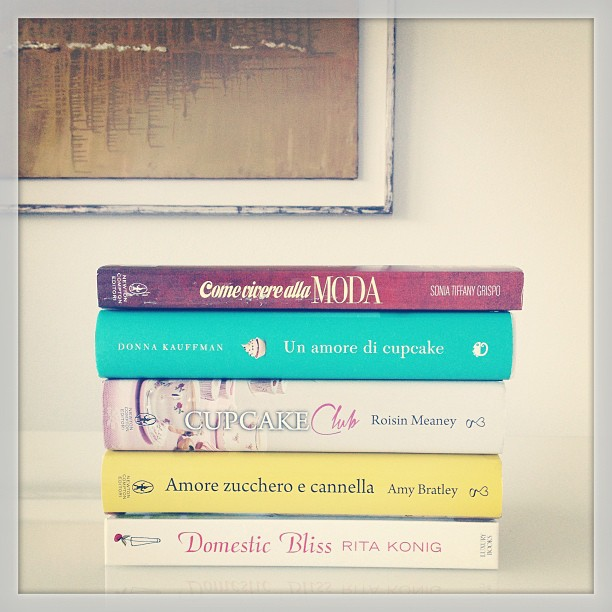 Let's talk about books!  Però domani sul blog...
