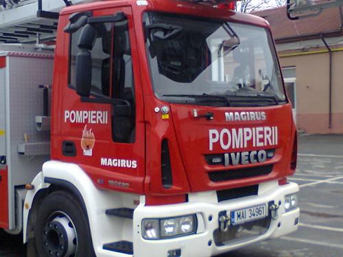 Autoscara Iveco Magirus EuroCargo 160 E 30