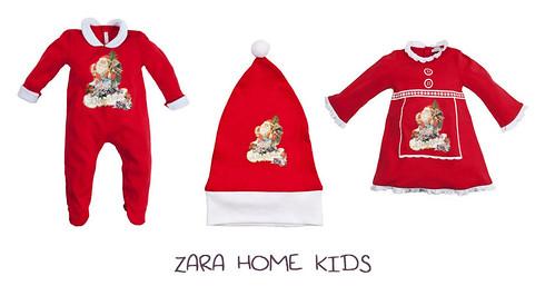 Navidad para niños Zara home