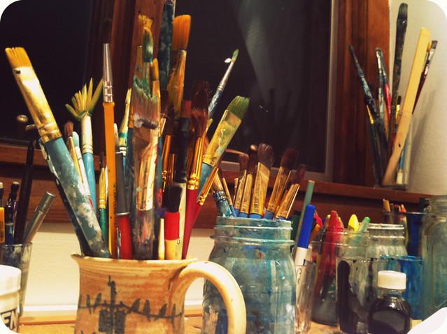 christina rosalie's studio