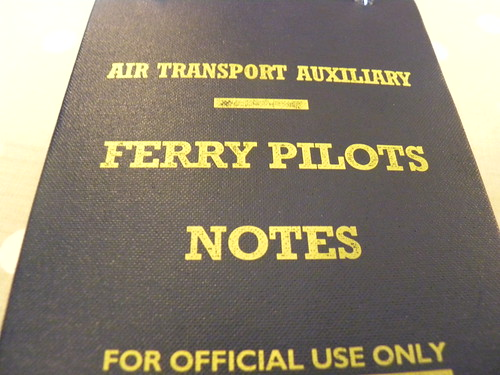 Ferry Pilots Notes