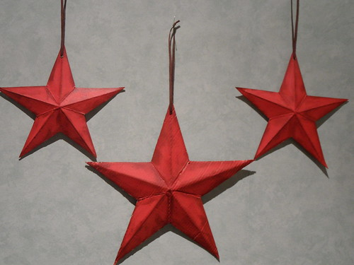 Estrellas cartón
