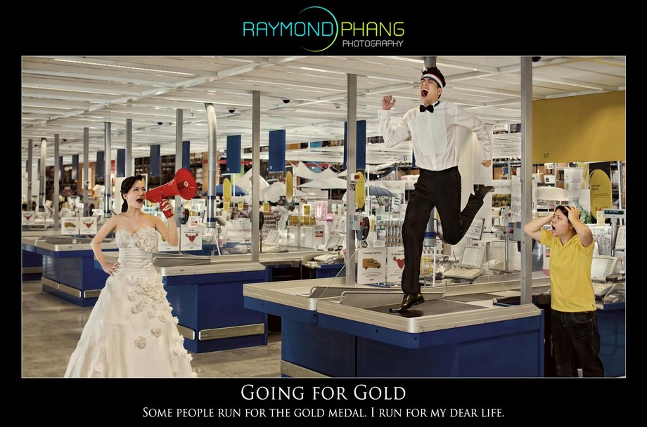 Raymond Phang Photography - Conceptualised Pre-Wedding 3