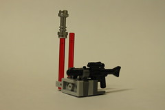 LEGO Star Wars 2012 Advent Calendar (9509) - Day 14: Weapons Rack