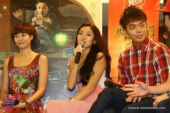 L-Jan Chin, Karena Teo, Kyo