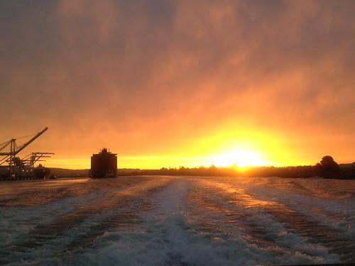 Sunrise: 14/12/12