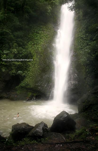 Kabigan Falls of Pagudpud Ilocos Norte