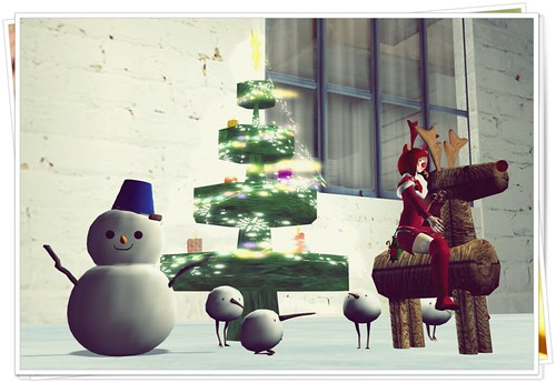 **JPK Christmas Tree &Reindeer