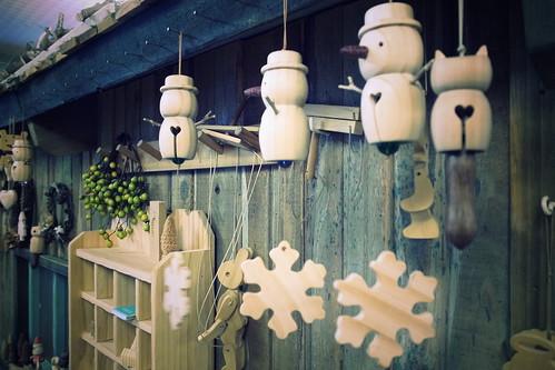 雪人風鈴。