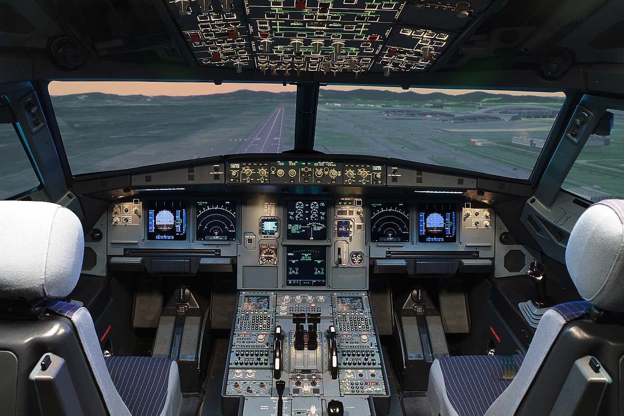 Simulador A320/D
