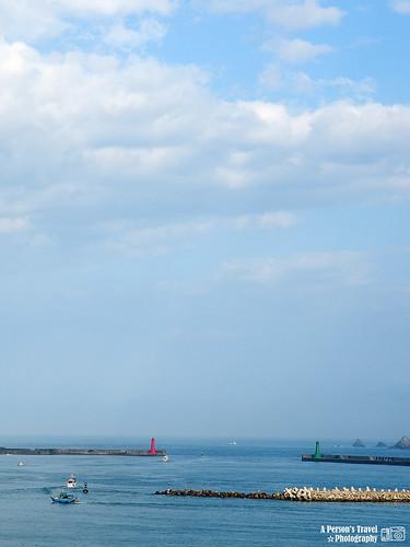 海上的守衛塔