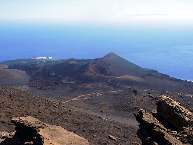 Teneguia Volcano, La Palma