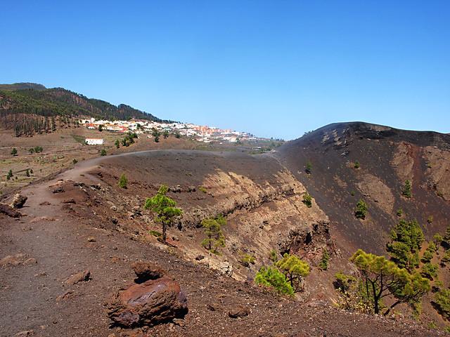 San Antonio Volcano, Fuencaliente, La Palma