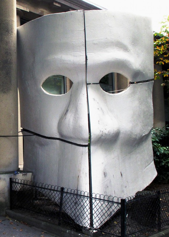 Paris theater mask cropped