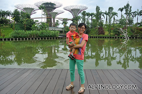 Revisiting Gardens by the Bay!