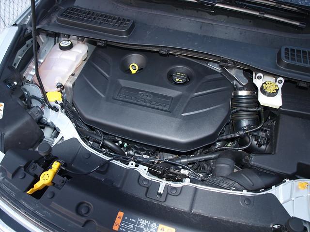2013 Ford Escape Titanium 4WD 7