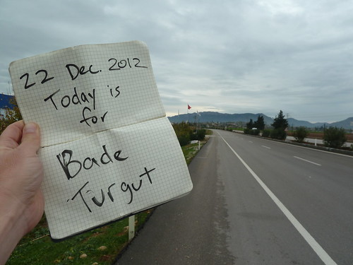 Today is for Bade Turgut by mattkrause1969