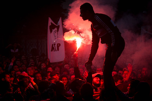 Ultras march - 21 December 2012